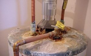 Water Heater Flood Remediation Services San Diego