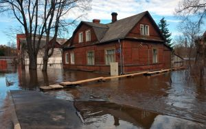 After a flood: What to do while waiting for help