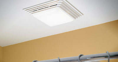Bathroom Exhaust Fans Installation To Help In Mold Prevention