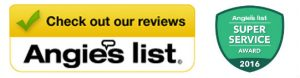 Angie's List Super Service Award Winners for Water Damage Restoration and Mold Remediation in San Diego
