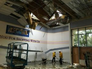 Commercial Water Damage San Diego CA