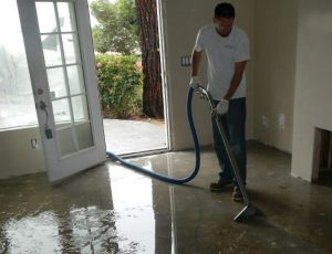 Flood Damage Cleanup San Diego CA