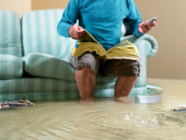 Water Damage San Diego CA