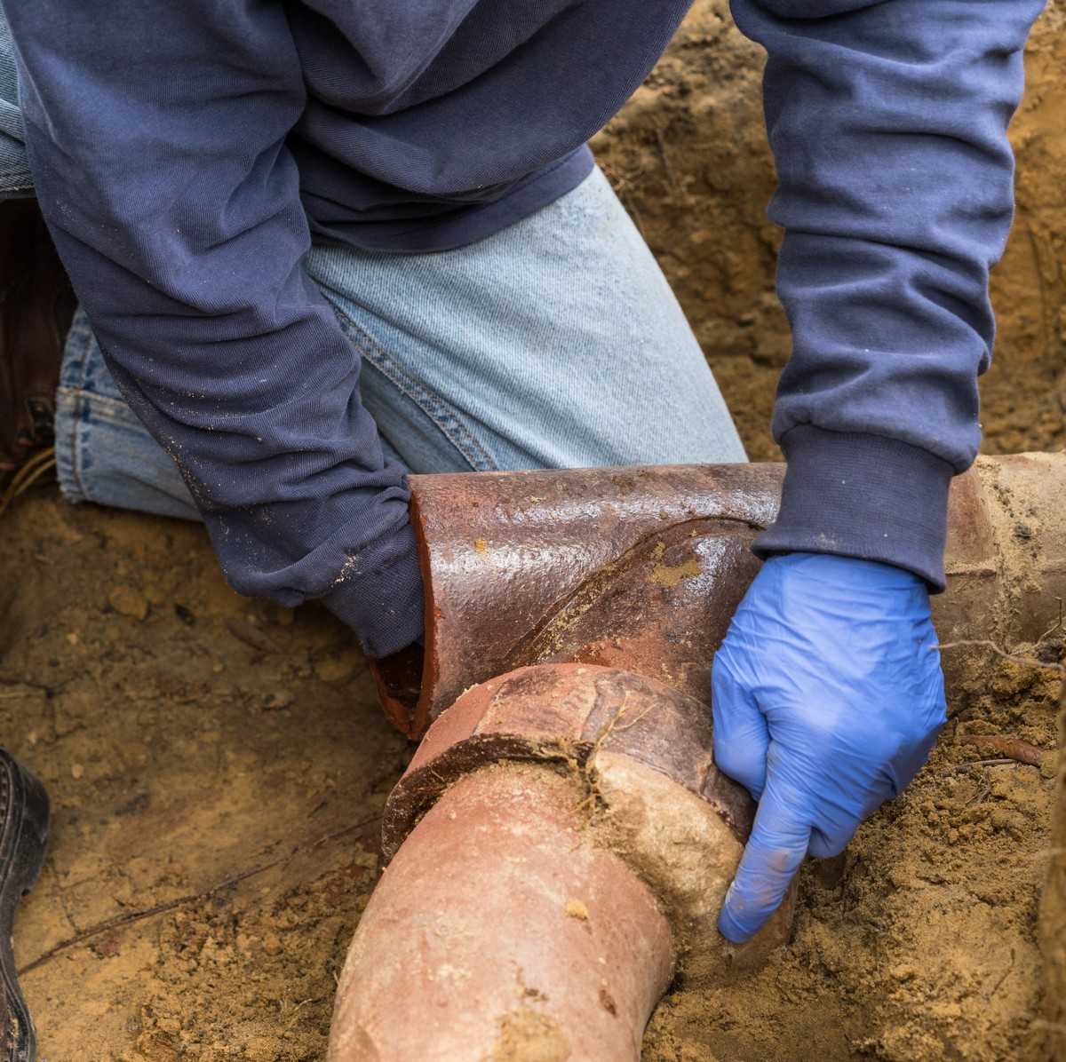 Sewer backups San Diego CA
